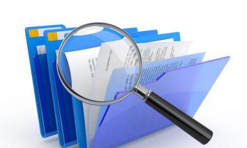 Ricerca documenti facilitata
